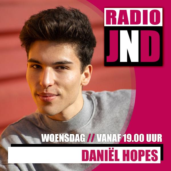 Daniël Hopes te gast in de Hitkamer NL