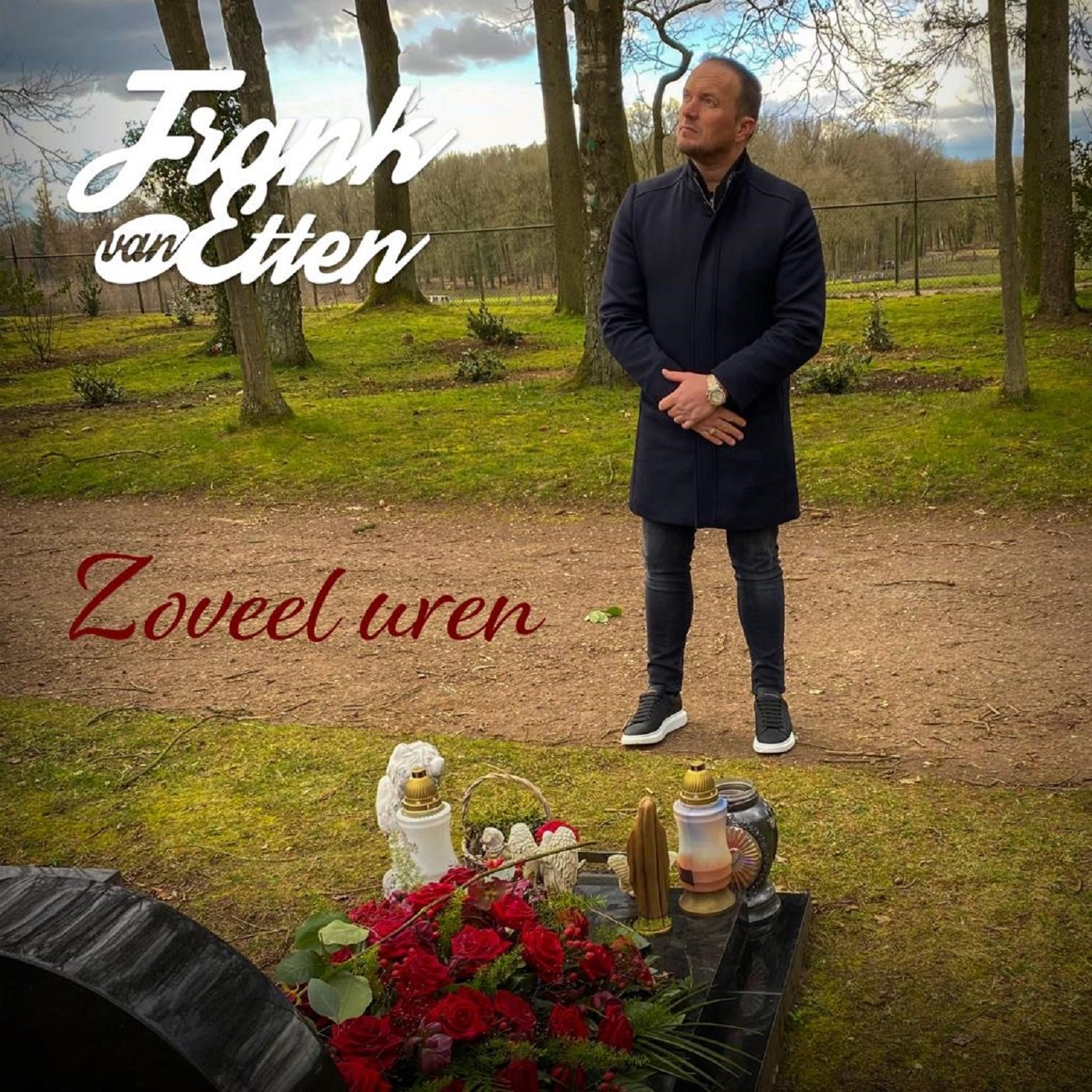 Nieuwe single Frank van Etten: 'Zoveel uren'