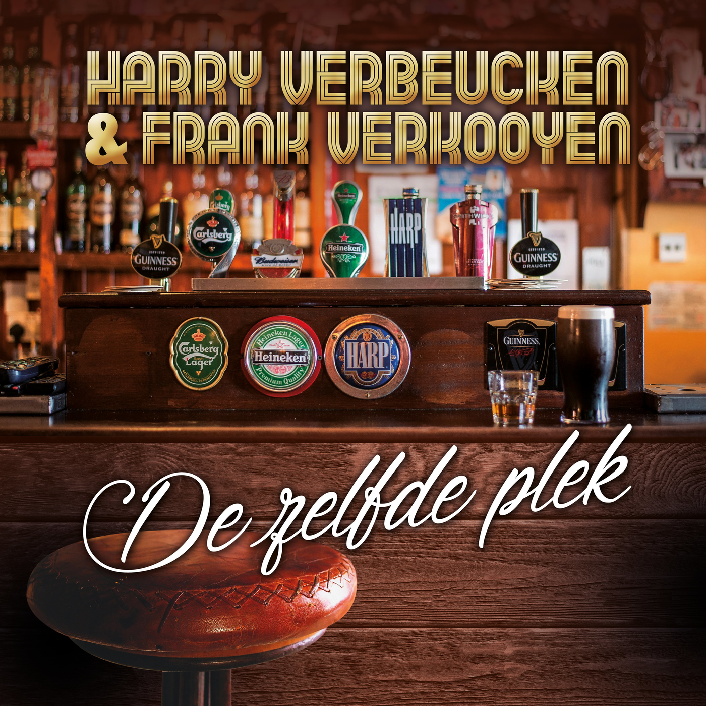 Nieuwe single Harry Verbeucken en Frank Verkooyen – De zelfde plek