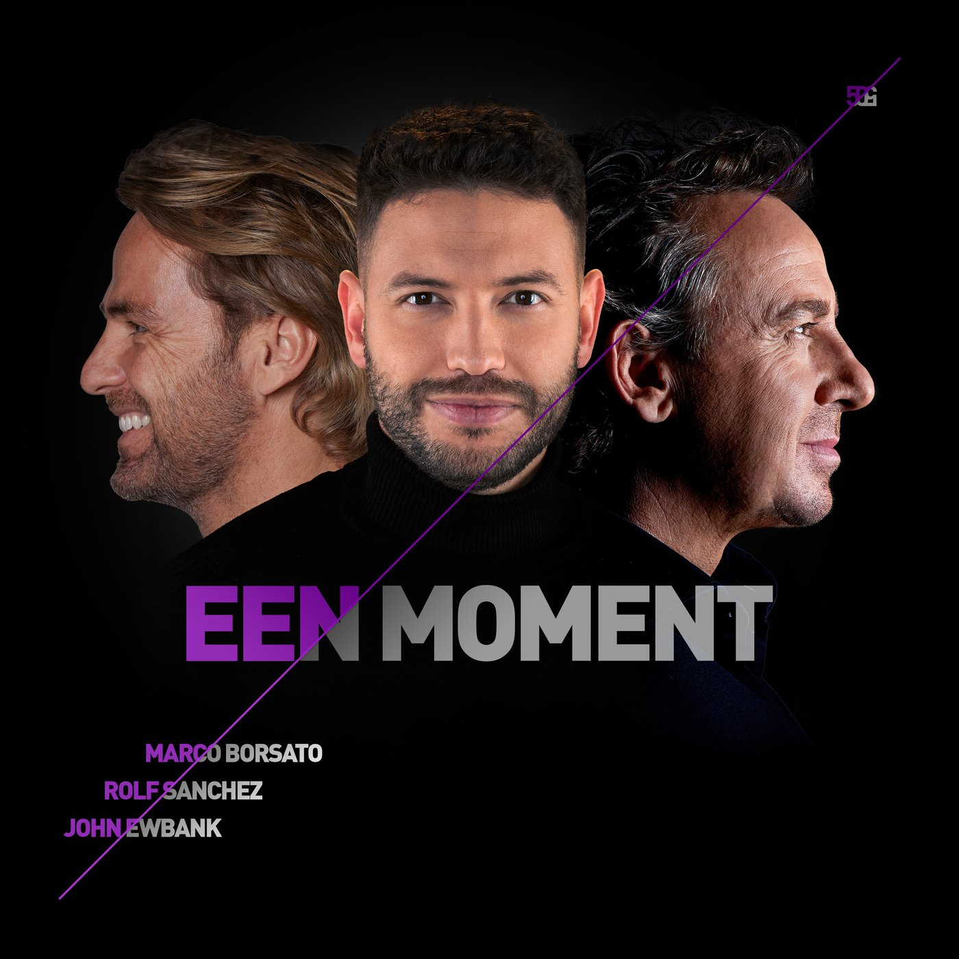 Nieuwe single Marco Borsato: 'Een moment'