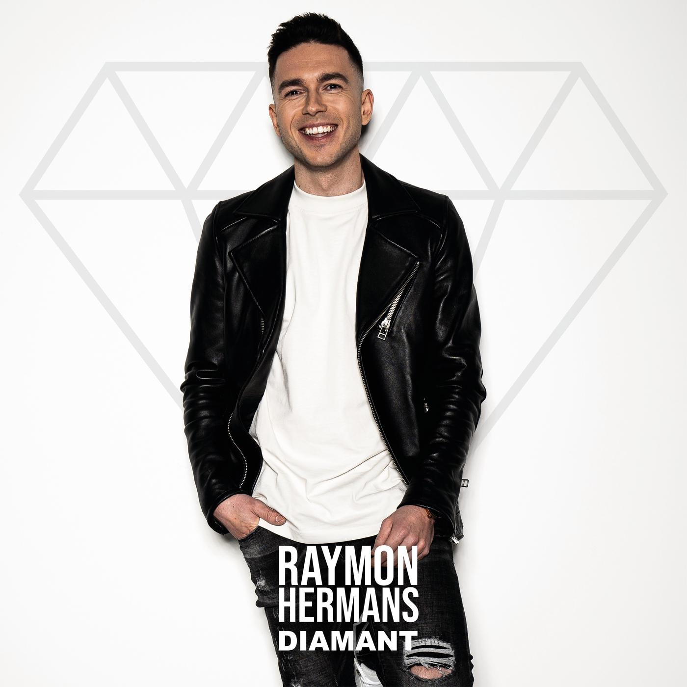 Nieuwe single Raymon Hermans: 'Diamant'