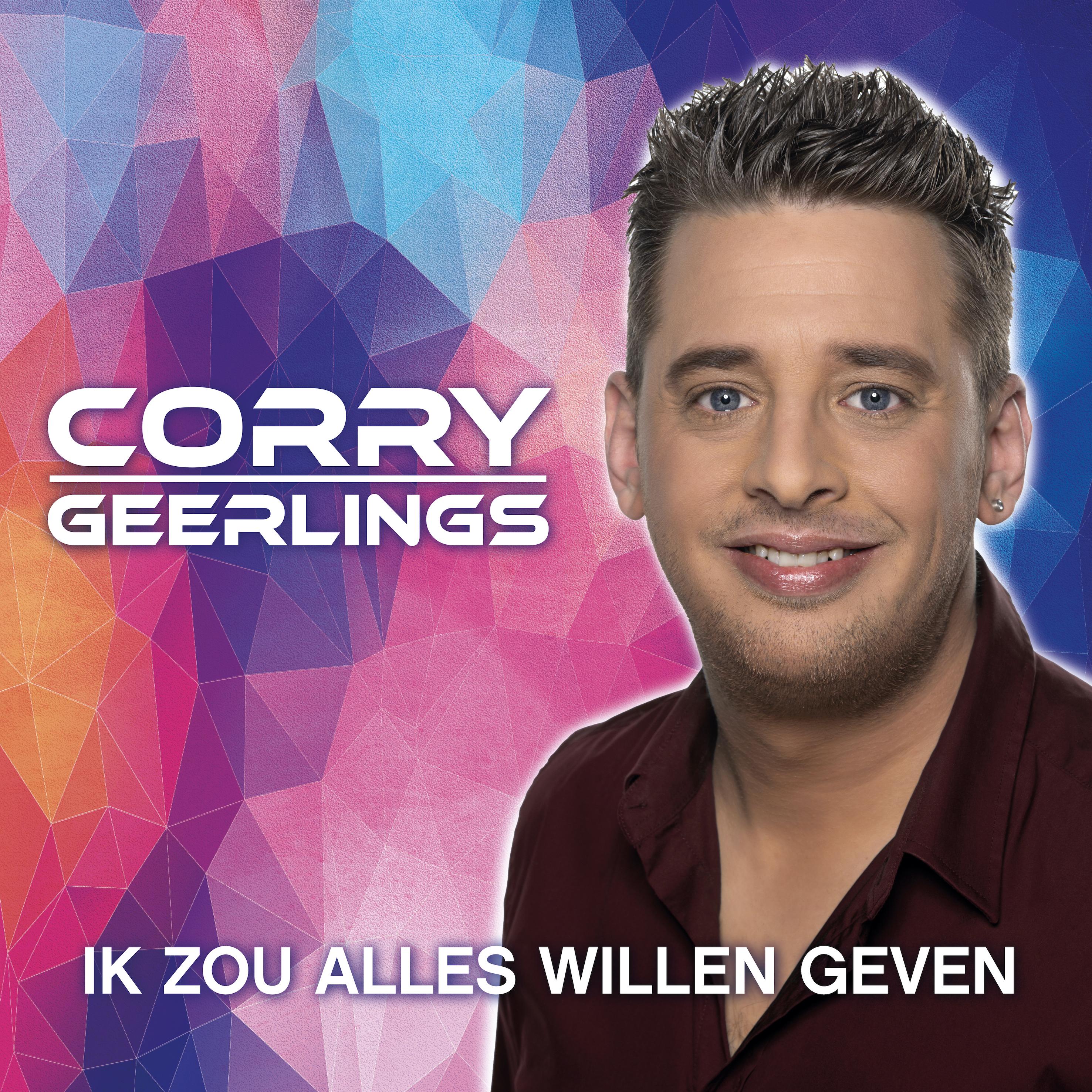Nieuwe Single : Corry Geerlings – Ik zou alles willen geven