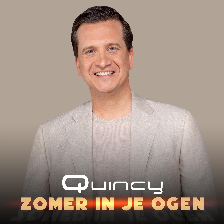 Nieuwe Single : Quincy – Zomer In Je Ogen