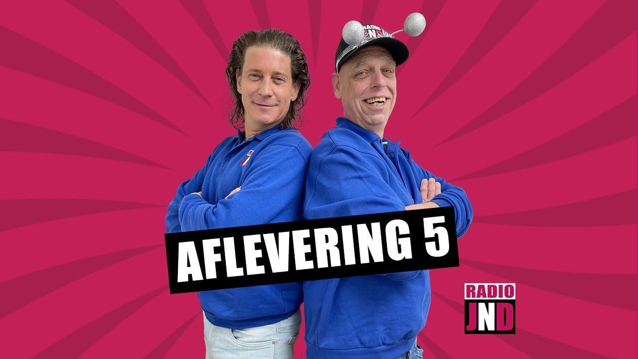 JND Bed Boys: Arno & Jan | Aflevering 5