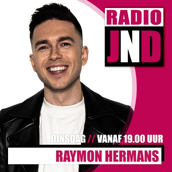 """Raymon Hermans te gast bij """"De avond van JND"""""""