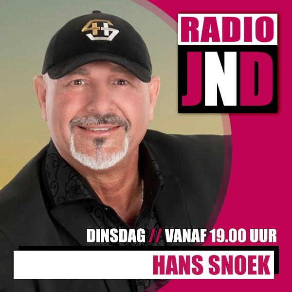 """Hans Snoek te gast bij """"De avond van JND"""""""