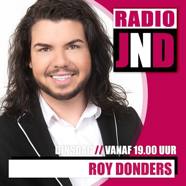 """Roy Donders te gast bij """"De avond van JND"""""""