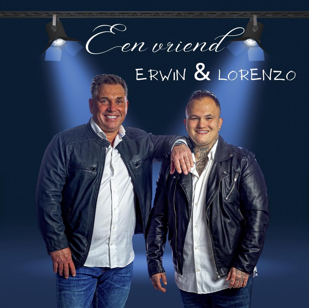 Nieuwe Single: Erwin & Lorenzo – Een Vriend