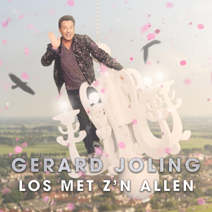 Nieuwe Single: Gerard Joling – Los Met Z'n Allen