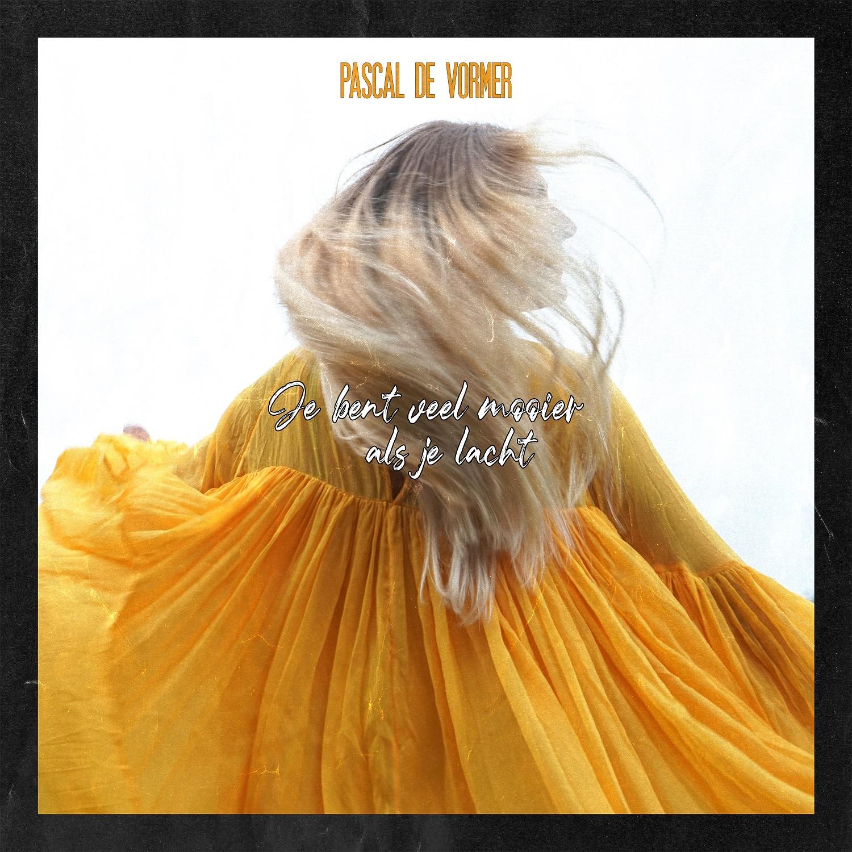 Nieuwe Single: Pascal de Vormer – Jij Bent Veel Mooier als Je Lacht